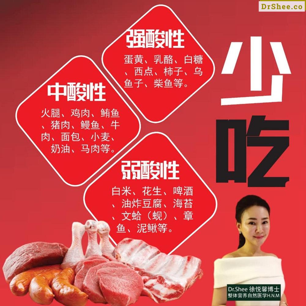 食疗养生 Dr Shee 教您如何打造 防癌体质 Dr Shee 预防癌症的有效途径 Dr Shee 徐悦馨博士 整体营养自然医学 A03