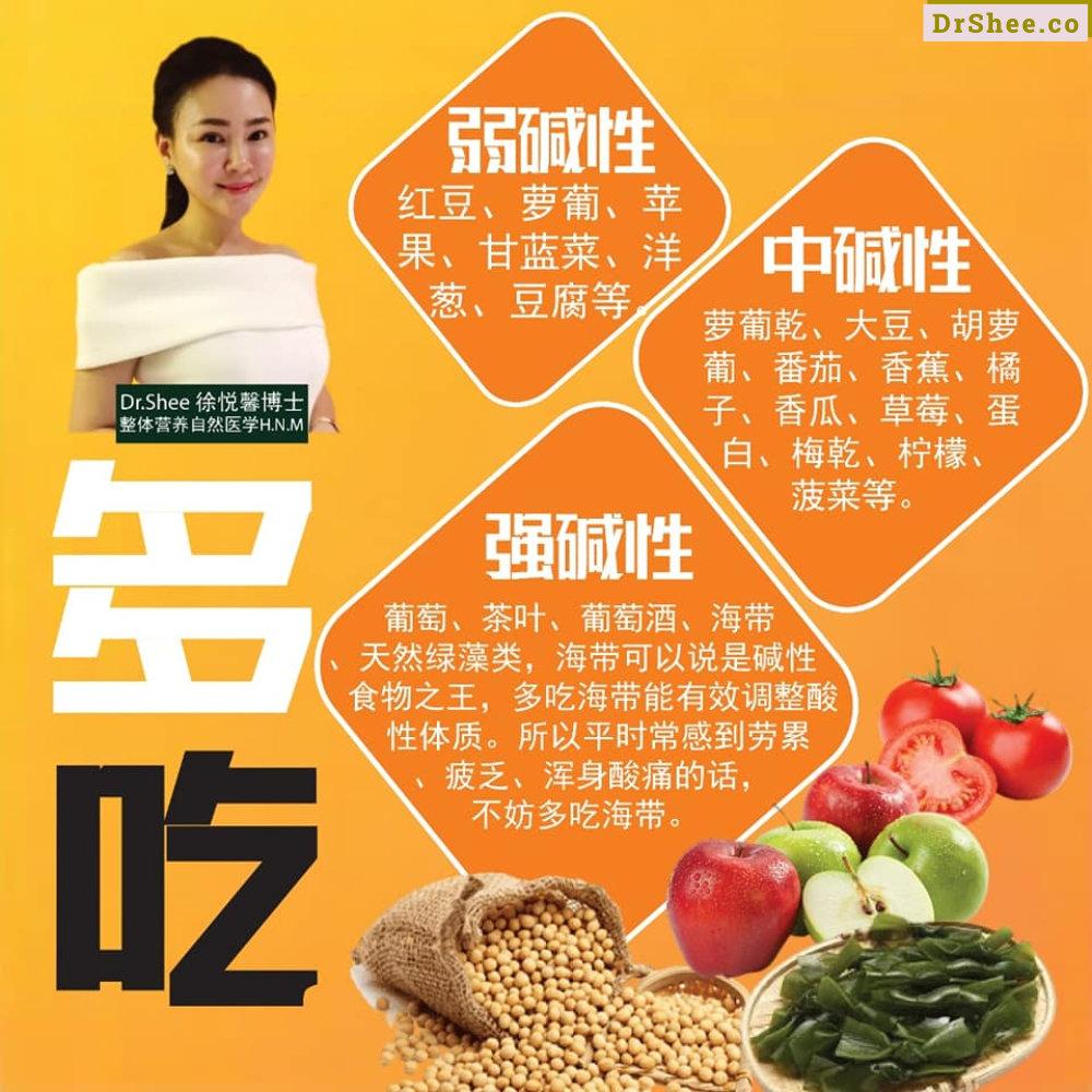 食疗养生 Dr Shee 教您如何打造 防癌体质 Dr Shee 预防癌症的有效途径 Dr Shee 徐悦馨博士 整体营养自然医学 A04