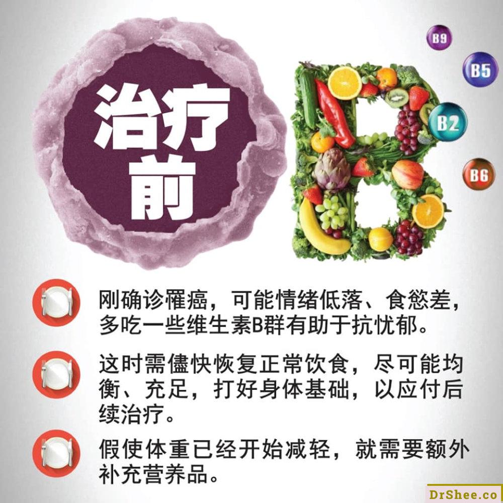 食疗养生 Dr Shee 正确的癌症饮食究竟该怎麽吃 Dr Shee 徐悦馨博士 整体营养自然医学 A02